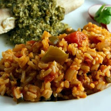 Ww Spanish Rice and Beans