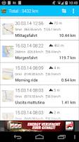 Screenshot of BikeComputer