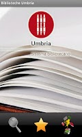 Screenshot of Umbria Libraries