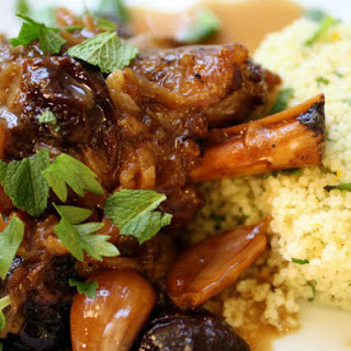 Fall-Apart Lamb with Prunes