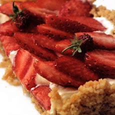Strawberry Mascarpone Tart Recipe