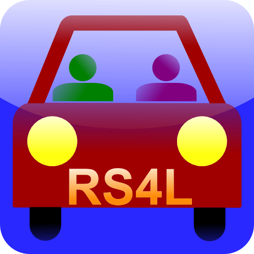 Rideshare4Less LOGO-APP點子