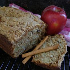 Apple Walnut Pound Cake