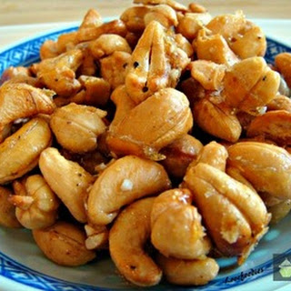 Honey Roasted Cajun Cashews