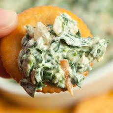 Fresh Spinach Dip Recipe