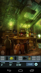 Hidden Object - Fairies Trail - screenshot