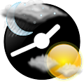 Weather Clock APK for Bluestacks