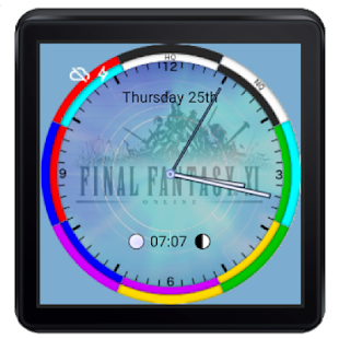 Crafting Watchface - screenshot