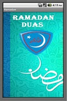 Screenshot of Ramadan Dua