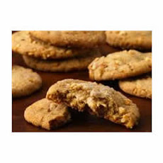 Double-Delight Peanut Butter Cookies