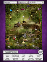 Screenshot of Hidden Objects Twilight Forest
