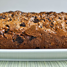 Chocolate Chunk Oatmeal Cookie Bread