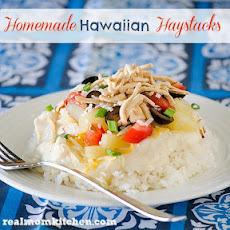 Homemade Hawaiian Haystacks