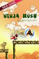 Screenshot of Ninja Rush HD