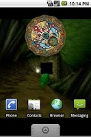 Screenshot of Majora's Mask Clock Widgets