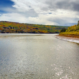 Peace River by Jamie Wilson - Novices Only Landscapes