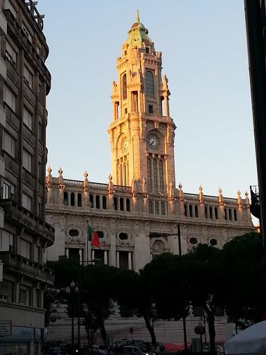 Câmara Municipal do Porto - Aliados