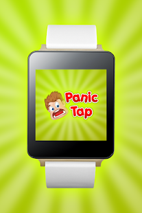 Panic Tap - Android Wear