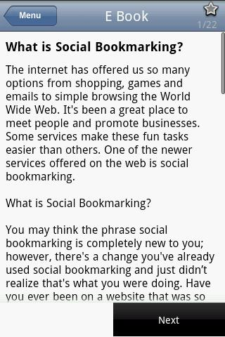 A Guide to Social Bookmarking