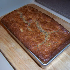 Southern Banana Pineapple Bread
