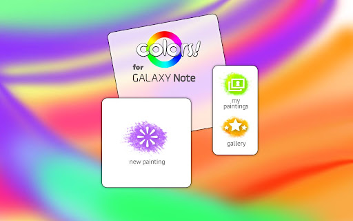 Colors for Galaxy Note