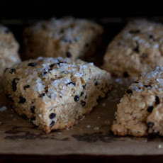 Orange and Oat Scones
