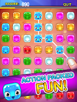 Screenshot of Jelly Match Mania Multiplayer