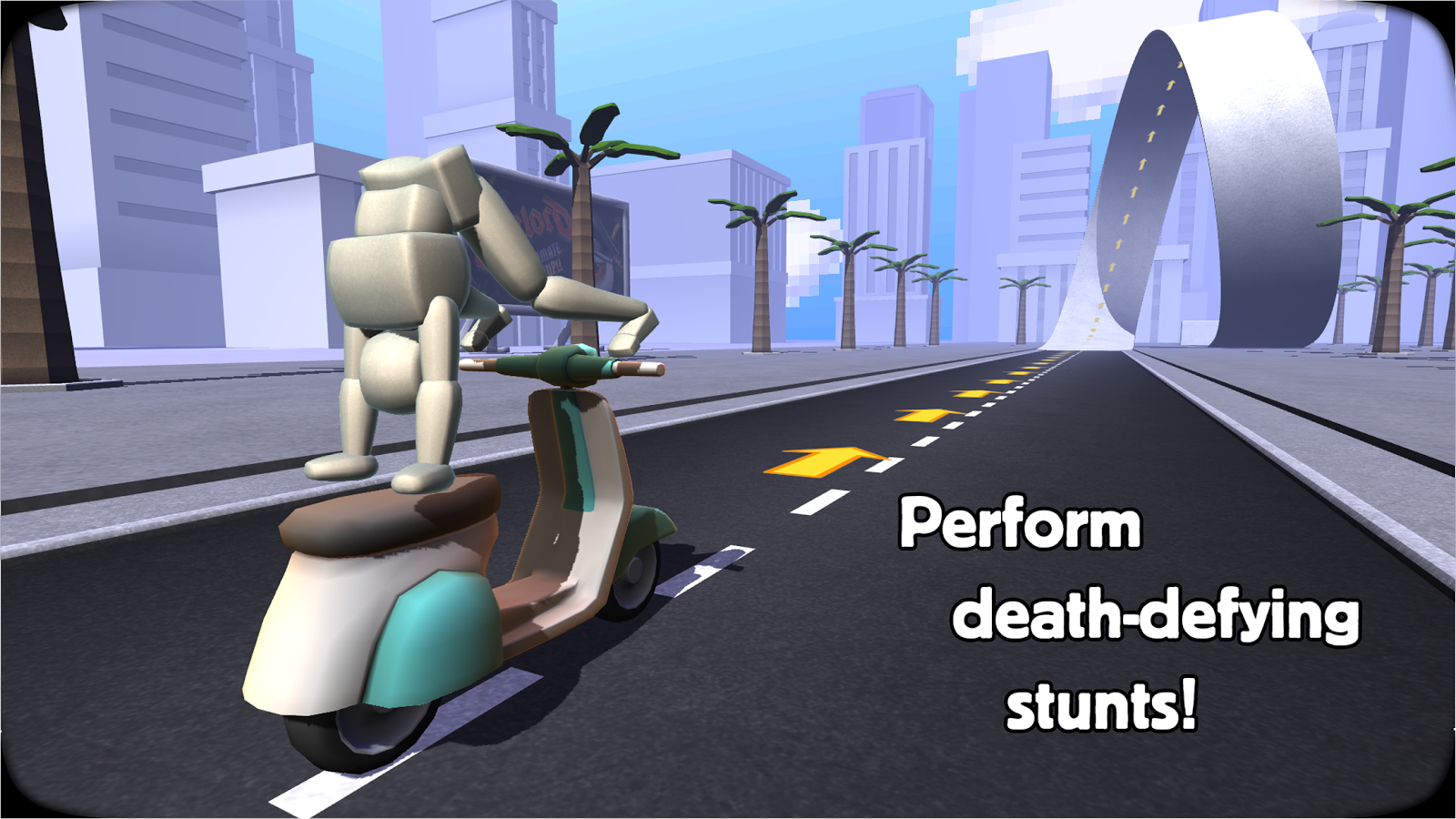 Turbo Dismount™ Screenshot 2