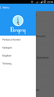 Dongeng - screenshot