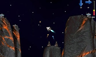 Screenshot of Solar System Lander
