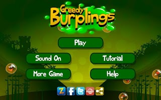 Screenshot of Greedy Burplings