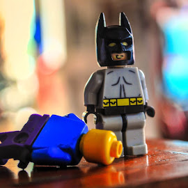 batman defeated the joker by Jude Superable - Artistic Objects Toys (  )