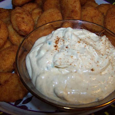 Sour Cream Mustard Dipping Sauce