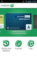 Screenshot of Mokipay