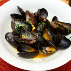 Mussels with Paprika