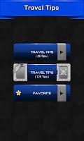 Screenshot of Travel Tips