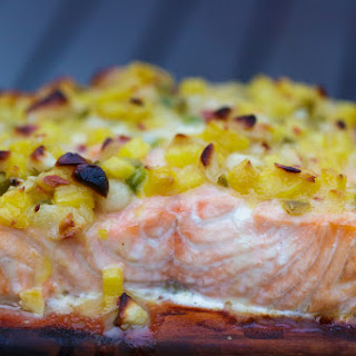 Maple Salmon Plank Recipes