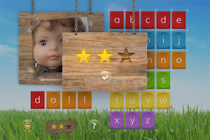 Screenshot of Super Spelling Lite English