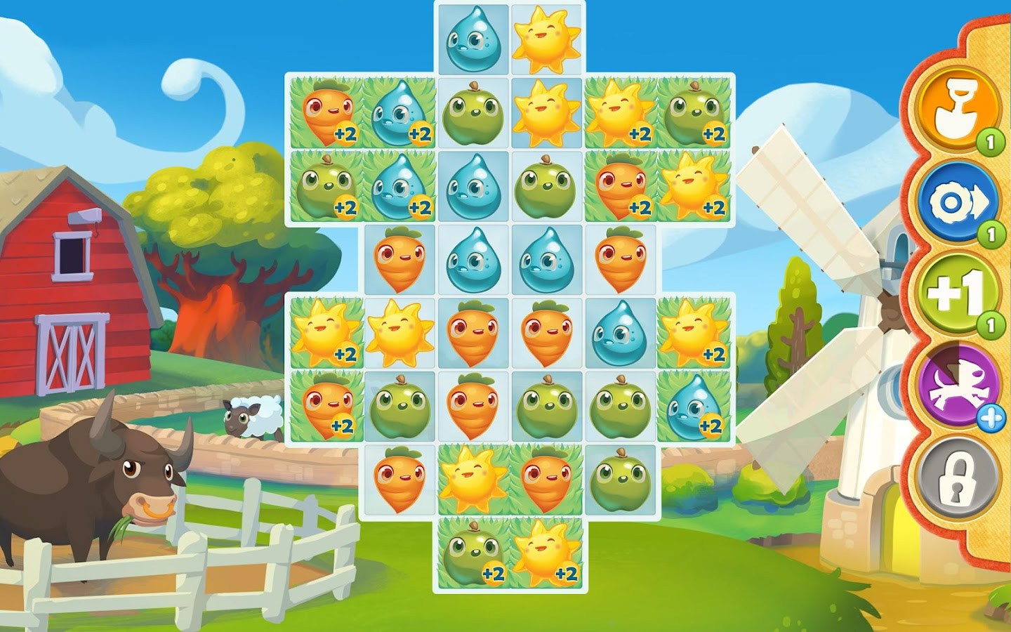 Farm Heroes Saga Screenshot 11