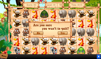Screenshot of Crazy Zoo