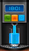 Screenshot of juicer Locker