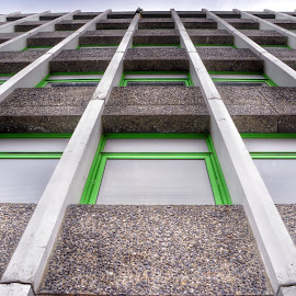 Different slant  by Tom Barnes - Buildings & Architecture Other Exteriors