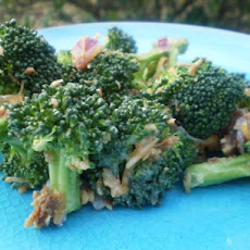A Lighter Broccoli Salad