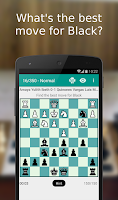 Screenshot of Chess Puzzles - iChess
