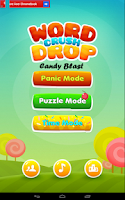 Screenshot of Word Drop : Word Brain puzzle