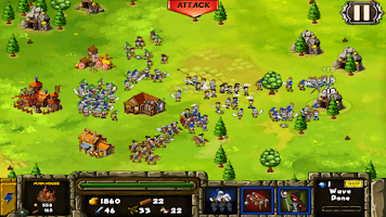 Screenshot of Age of Darkness