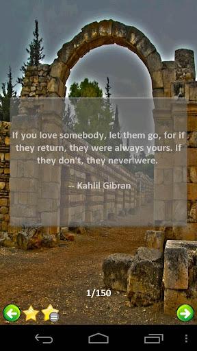 Kahlil Gibran's Quotes