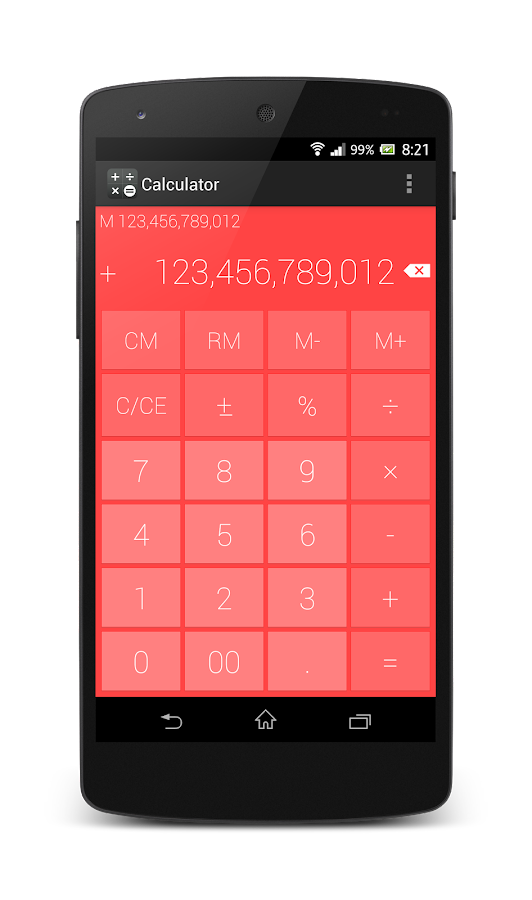 Calculator - Simple & Stylish Screenshot 4