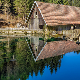 Cogrlje lake by Stanislav Horacek - Buildings & Architecture Other Exteriors