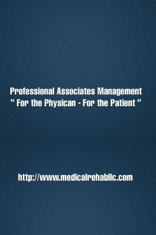 Professional Associates Manage